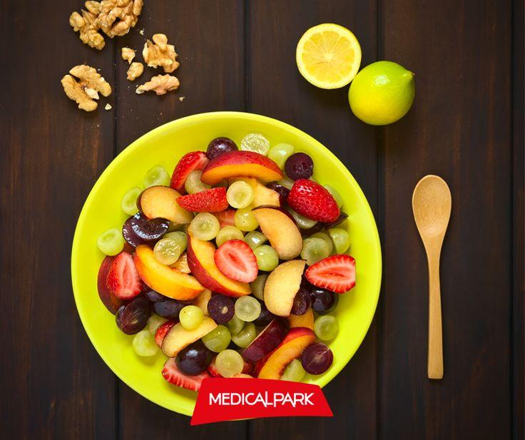 Fazla meyve tüketimi kan şekeri oranının hızla artıp azalmasına neden olup açlığınızı ve tatlı gıda tüketiminizi artıracaktır. #beslenme