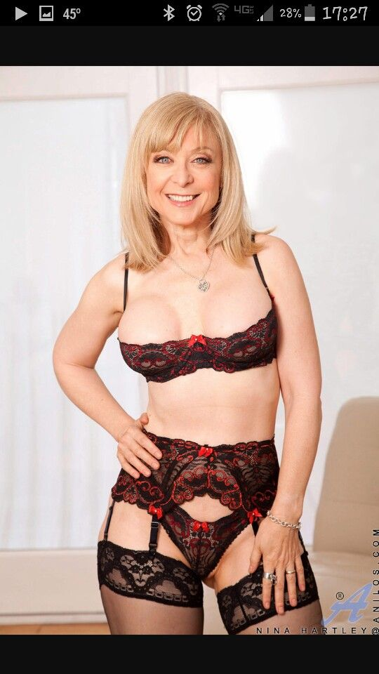 Nina hartley masturbate
