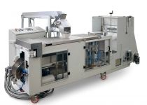 Machinery for food packaging industry. This is an advanced machine. #machine #device