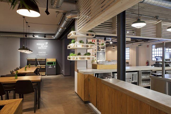171 best design images on pinterest restaurant design restaurant interiors and retail store. Black Bedroom Furniture Sets. Home Design Ideas