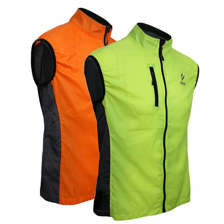 New Mens Windpoof Waterproof Quick Dry Vest Outdoor Cycling Running Sports Gilet #ARSUXEO