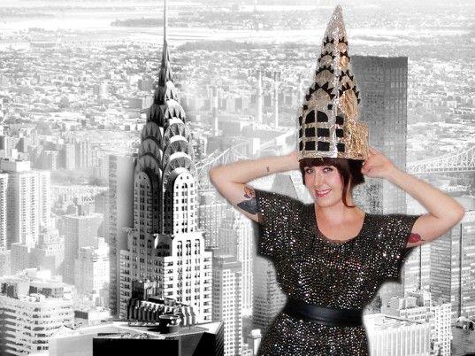 DIY: Make this iconic Chrysler Building Halloween costume ...