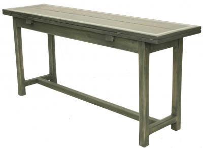 34 best images about pallet sofa table on pinterest old for Elegant fold out console table