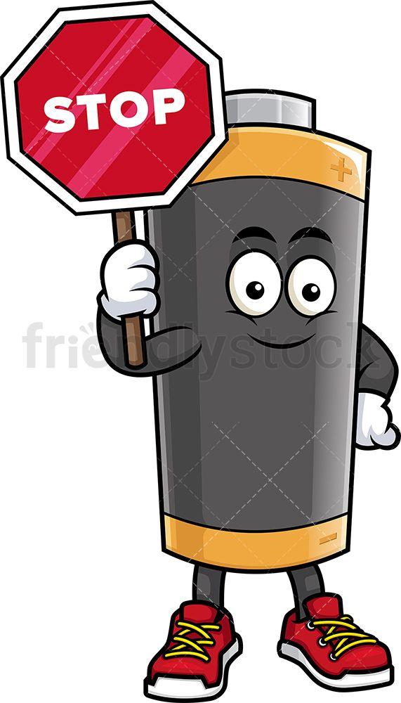 40+ Stop sign clipart cartoon information