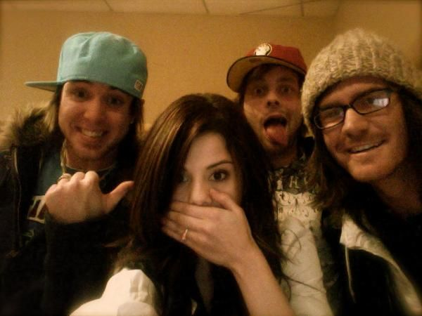 The coolest, sweetest guys I know :) Jonathan, Kent and Austin check them ALL out! FOREVER THE SICKEST KIDS