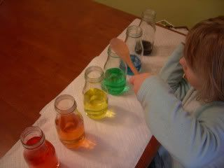 LHFHG -unit 11, day 3, science discovery--water glass sound experiment