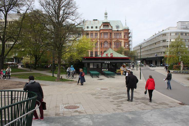 Rauol Wallenbergs park