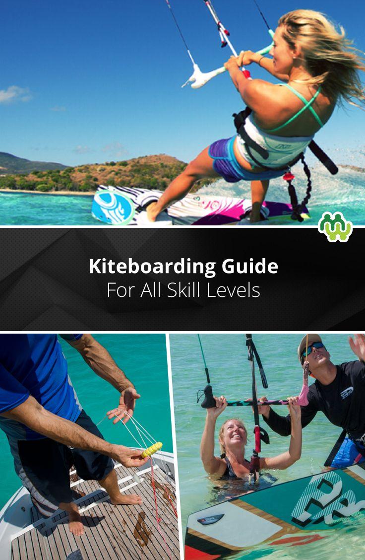 Learn kiteboarding!