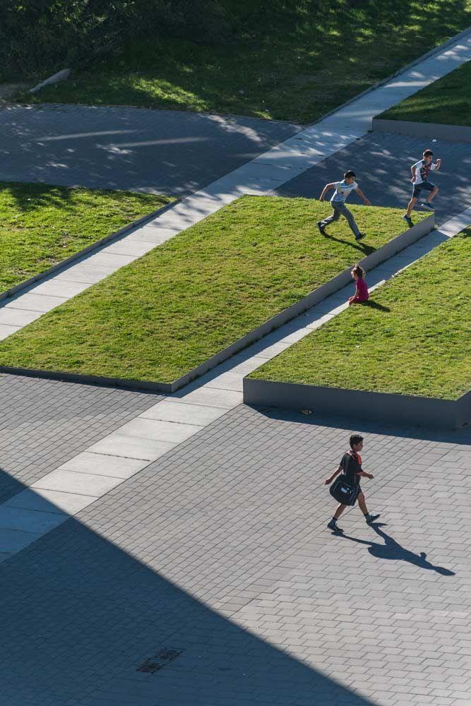 relais Landschaftsarchitekten Berta Kroeger Plaza 04 « Landscape Architecture Works | Landezine