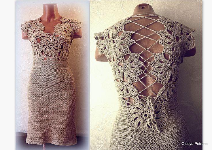Short Beige Lace Bridesmaid Dresses: Golden Beige Lace Back Dress A Line Corset Dress Evening