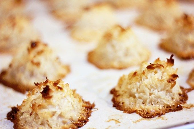 Using only two ingredients these slightly chewy, caramelized coconut macaroons are naturally gluten free and super easy to make. I was twelve when I had my first coconut macaroon. My dad had taken me to Mexico. When traveling with my father you have to be comfortable with the unknown. The taking the long way. The...Read More