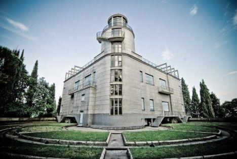 moving buildings villa girasole