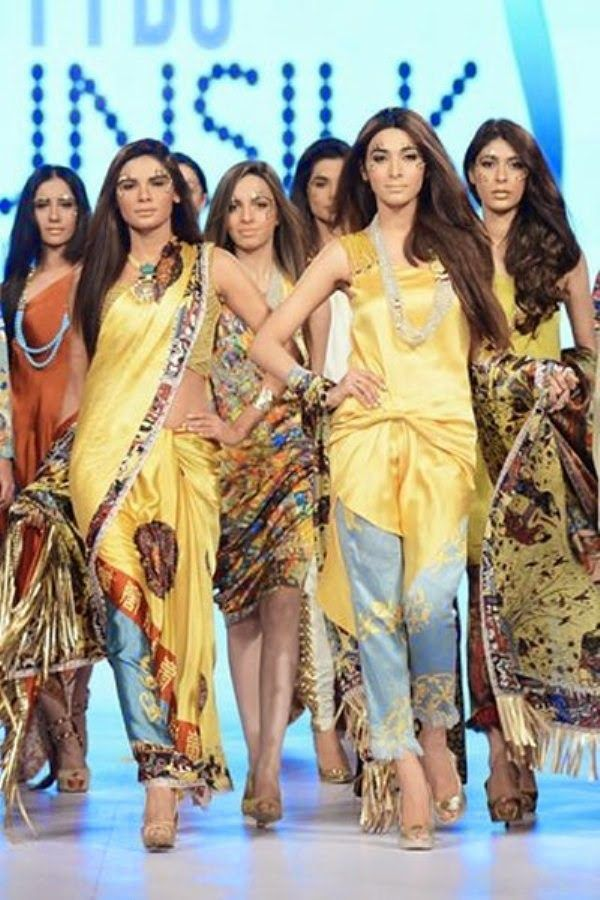 Pakistani Dresses 2014 | Pakistani Party Dresses 2014 by Pakistani Fashion Show
