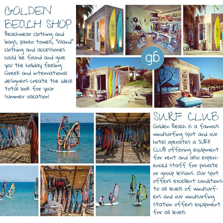 Golden Beach Surf Club... it's only about... passion, ride & fun! Golden Beach Shop create the ideal total look for your summer vacation!  #goldenbeachhotel #goldenbeach #beach #paros #holidays #greece #hotel #summer #toparos
