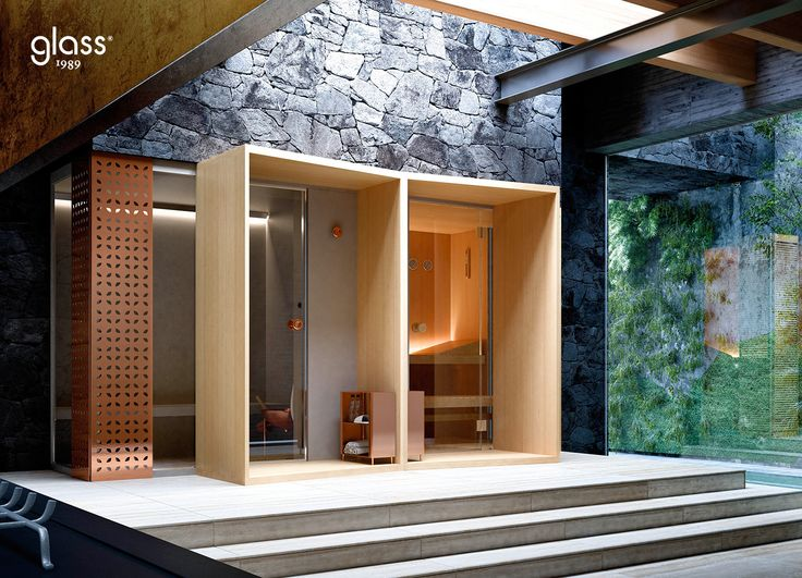 Memo - Sauna + Hammam which can be experienced individually or combined