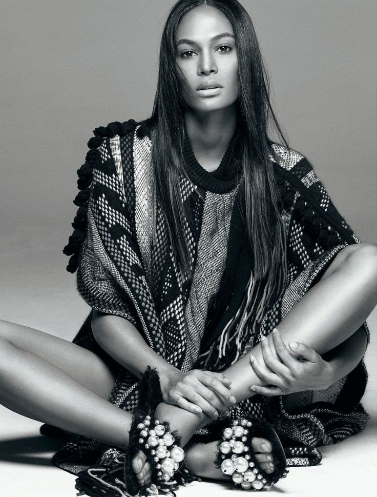 Photographed by Greg Kadel and styled by Charles Varenne, Joan Smalls is on fire for this sultry fashion editorial for Numero magazine. Definitely one of our favourites.