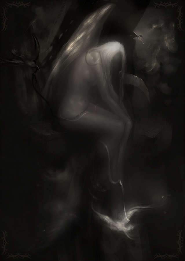 ✯ Death 2 .. By ~Smokepaint✯