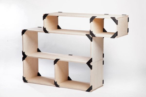 Nooks Shelf System
