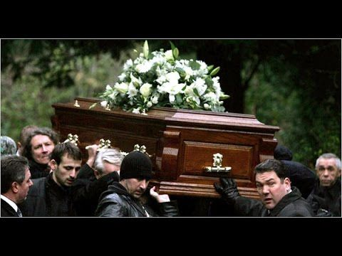 CELEBRITY FUNERALS (PART #3) UPDATED/REDONE