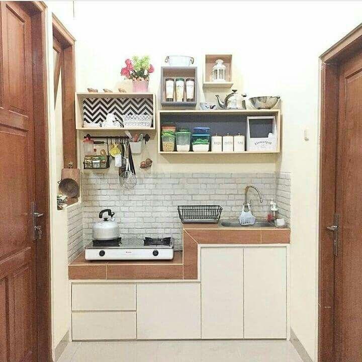 Model Dapur Sederhana Untuk Rumah Kecil