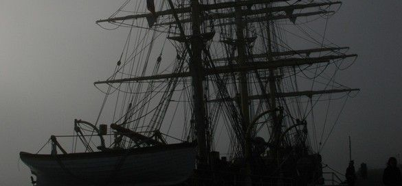 Death Ship: The Ourang Medan Mystery   http://mysteriousuniverse.org/2011/11/death-ship-the-ourang-medan-mystery/