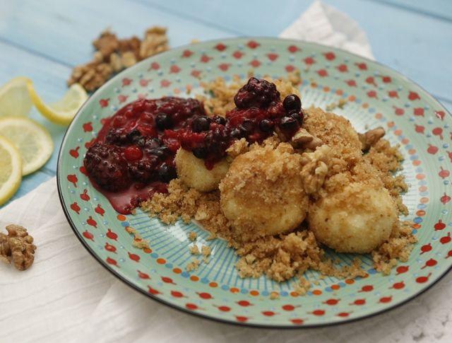 Puha túrógombóc glutén- és laktózmentesen Recept képpel - Mindmegette.hu - Receptek