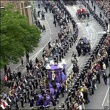 Funeral of Prince Claus of the Netherlands, husband of Queen Beatrix