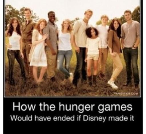"True, very true. Disney's basic mentality is ""Oh, look at all the terrible things these nice characters have gone through! They should live happily ever after."""