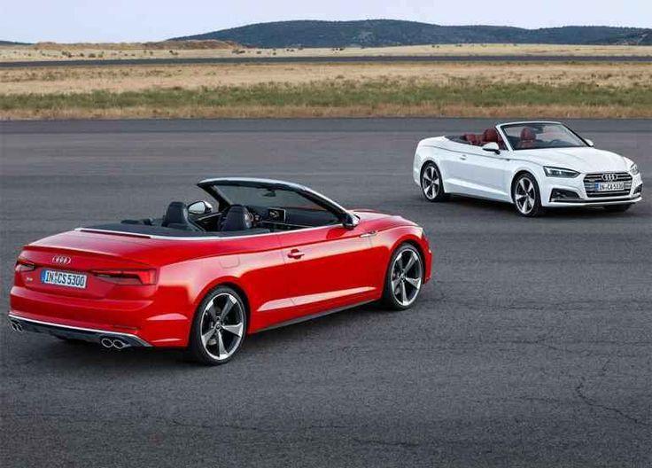 Novo Audi A5 Cabriolet 2019 – 2020 geração Audi A5 Cabriolet: Preço, Consumo, Interior e Ficha Técnica