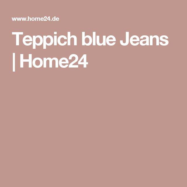 Teppich blue Jeans | Home24