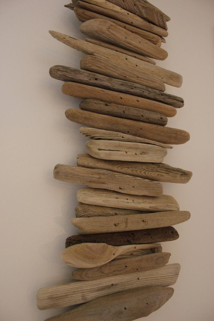 Driftwood wall art maine driftwood sculpture driftwood for Driftwood wall
