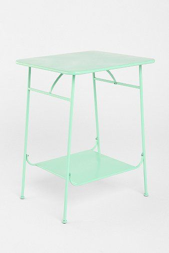 Urban Outfitters | Factory Side Table in Mint | £60 (free p&p)