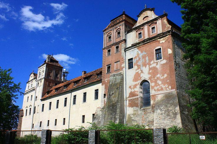Niemodlin zamek - Niemodlin –