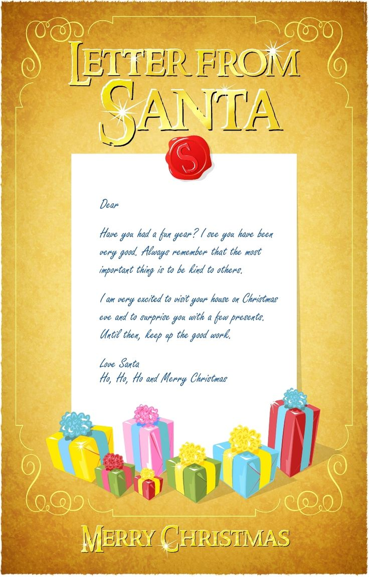 santa letters free 1000 ideas about free letters from santa on 35221