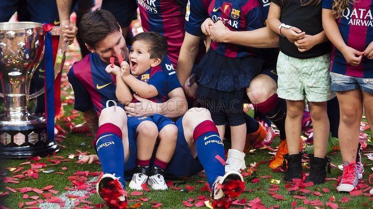La festa del campió de Lliga   FC Barcelona