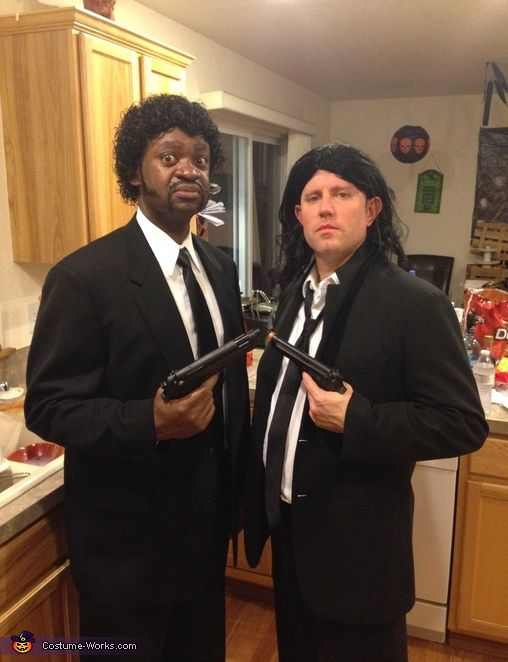 Pulp Fiction Costume - Halloween Costume Contest via @costume_works