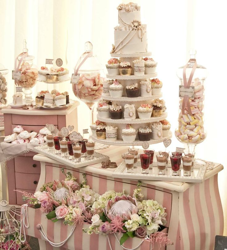 Wedding Dessert Table: 44 Best Images About Wedding Dessert Tables On Pinterest