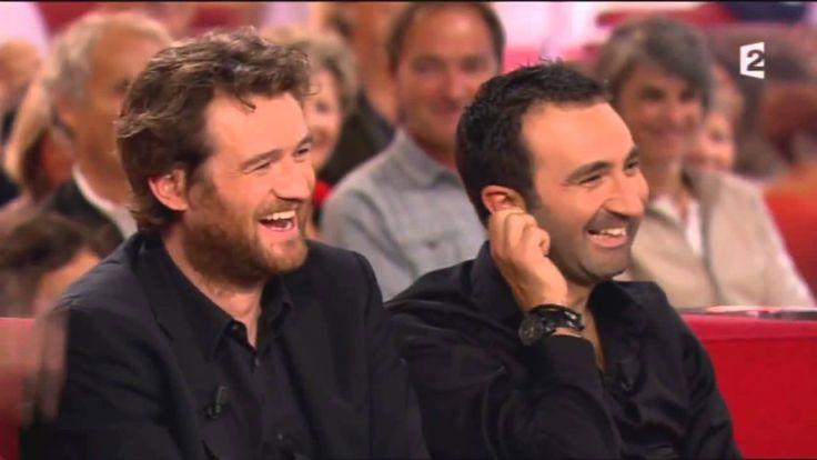 Laurent Gerra et Fabrice Luchini  VDP   France 2   30 09 2012 VIDEO