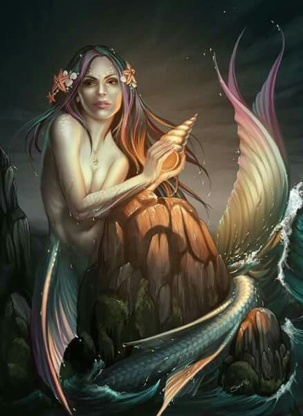 Mermaid....