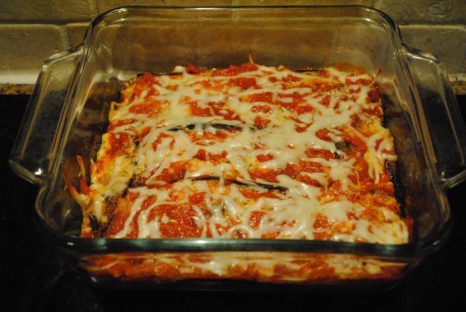 25+ best ideas about Eggplant Parmesan Lasagna on ...