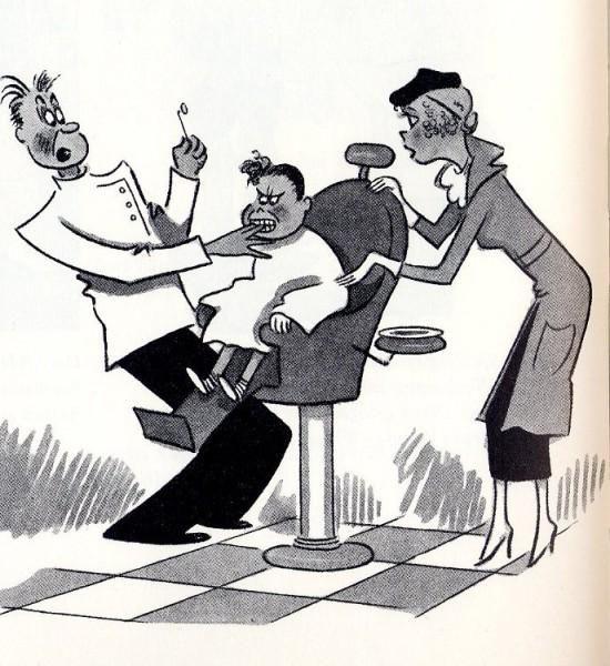 La paura del #dentista è un disturbo che può oscillare da un'intensa paura a veri e propri attacchi di panico!  #dentist #dental #teeth