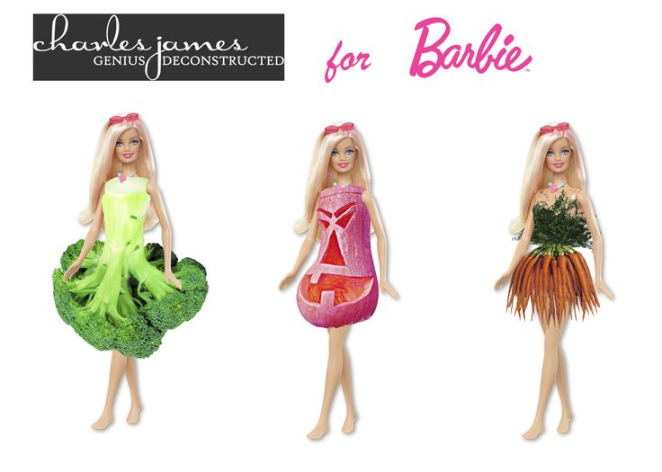 #barbie for #charlesjames by #valentinkhan