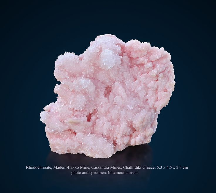 Rhodochrosite  Madem-Lakko Mine, Cassandra Mines, Chalkidiki Greece  5.3 x 4.5 x 2.3 cm  IN THE CURRENT BLUEMOUNTAINS AUCTION ON E-ROCKS:  https://e-rocks.com/item/bmm616723/rhodochrosite?sid=ebbcdfa7abf5741d3d9a2444f98b2d99  #rhodochrosite #madem lakko mine #chalkidiki prefecture #macedonia #greece #gems #minerals #rocks #crystal #crystals #nature #mineralspecimen #mineralspecimens #specimen #crystalhealing #mineralogy #geology #bluemountains #beautiful #colorful #luxury #fineminerals