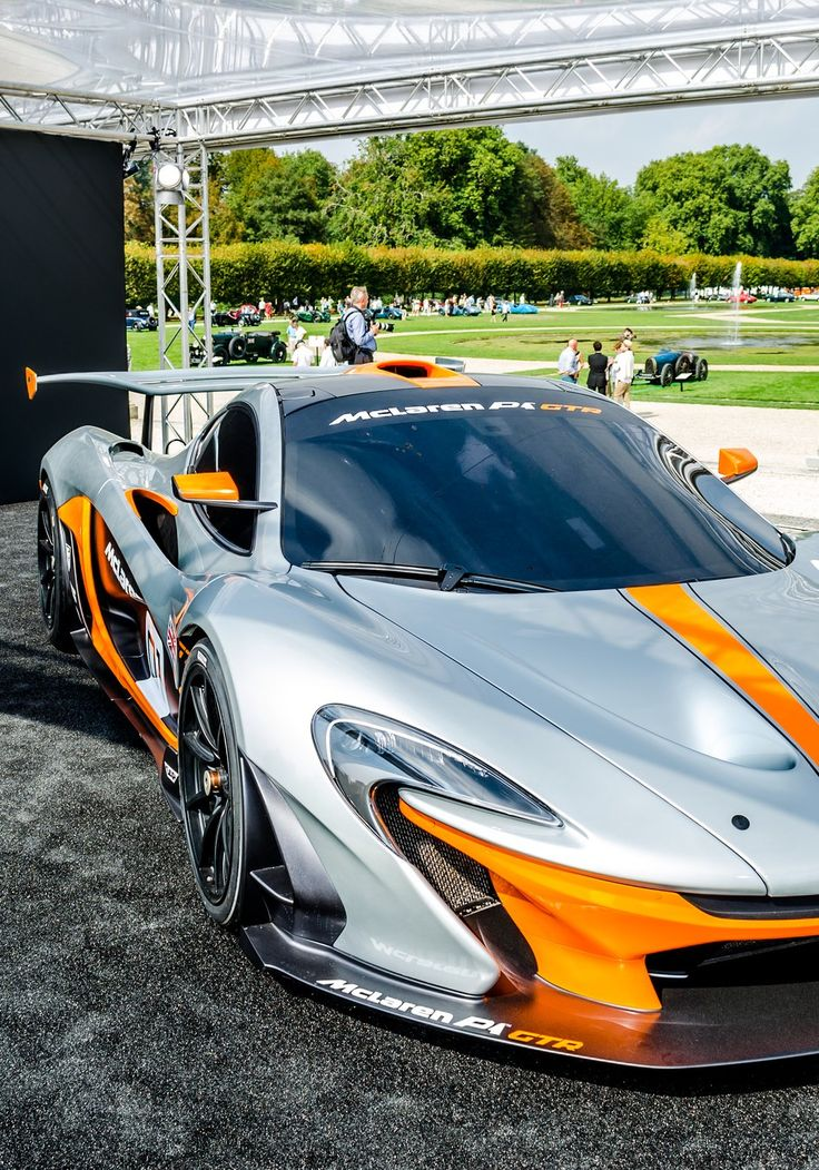 Visit The MACHINE Shop Café... ❤ Best of McLaren @ MACHINE ❤ (McLaren P1 GTR Race Car)