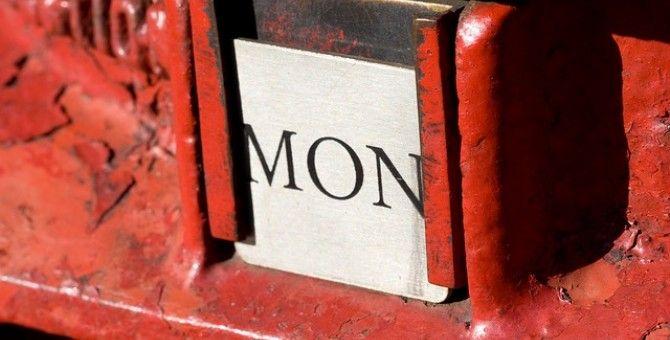 A busy Monday: Hate Mondays