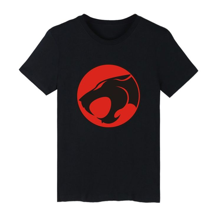 THUNDERCATS EMBLEM Cartoon Black/White T-shirt Men Casual Short Sleeve T-Shirt and Cotton Men Hip Hop in Tee tops Plus size 4XL  #bag #bagshop #kids #fashion #L09582 #YLEY #Happy4Sales #highschool #shoulderbags #handbags #backpack #WomenWallets  #NewArrivals