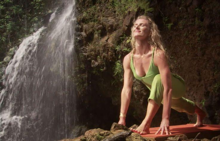 Shiva Rea Yogini: Hridaya Namaskar, Part 1 Video via @SparkPeople