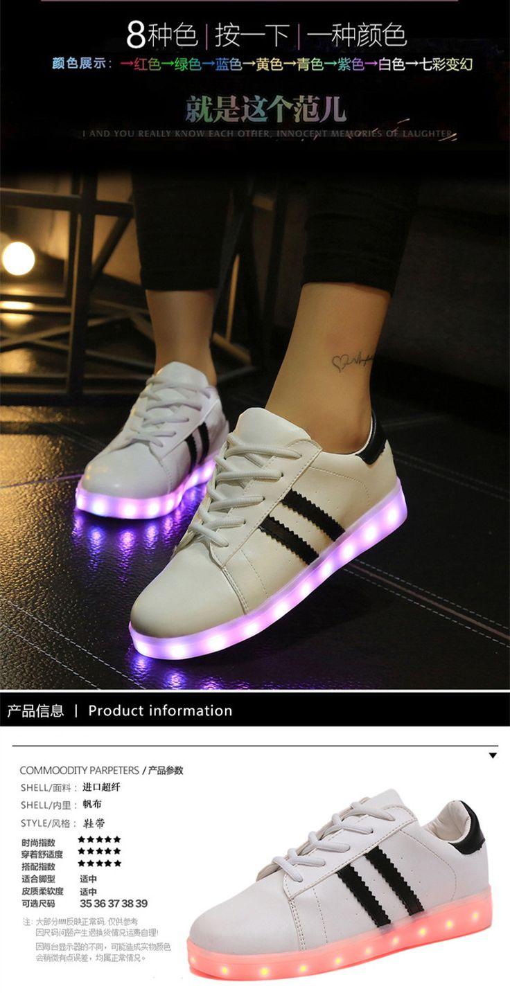 Schuhe Superstar Adidas Led Superstar Adidas zpUVqSM