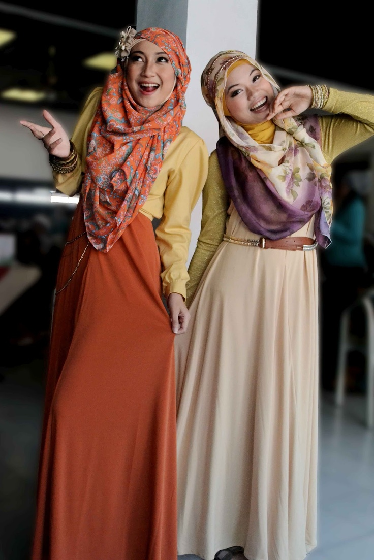 another hijabi fashion blog :) they know cute!
