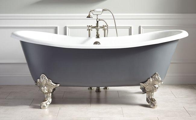 Clawfoot Bathtub Refinishing Portland Or Refinish Bathtub Tub